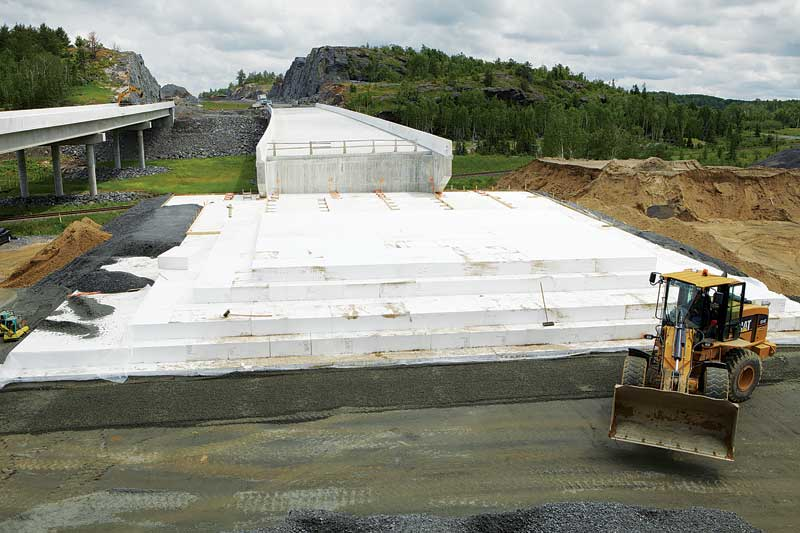 Specifying Eps As Geofoam Construction Canada