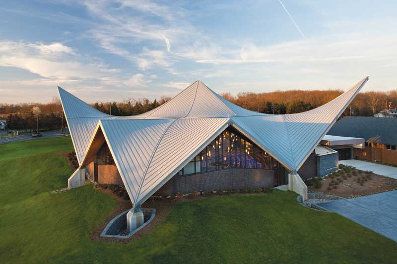 Improving Building Performance With Sustainable Metal