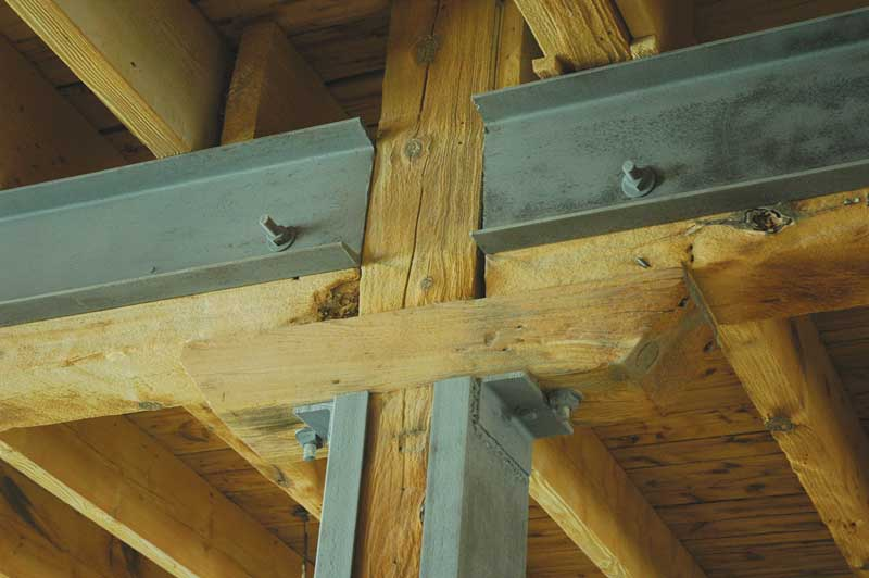 Designing For Timber Framed Buildings Construction Canada
