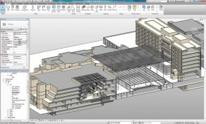 For the York University project, building information modelling (BIM) helped ensure cost-effective methods of analyzing performance were in place, taking both economic and environmental goals into consideration.