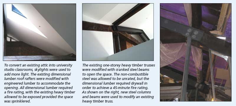 Designing for timber-framed buildings - Page 2 of 2