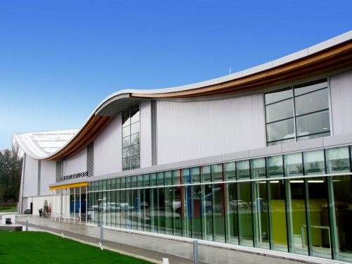 The Association for Consulting Engineering Companies–British Columbia (ACEC–BC) recently held its annual awards gala and Grandview Heights Aquatic Centre in Surrey, B.C. won the top honour. Photo courtesy ACEC–BC
