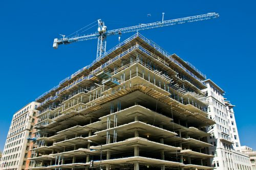 By 2020, Canada's construction spending is predicted to reach $417 billion, according to Timetric's Construction Intelligence Centre (CIC).  Photo © Bigstock.com/edgelore