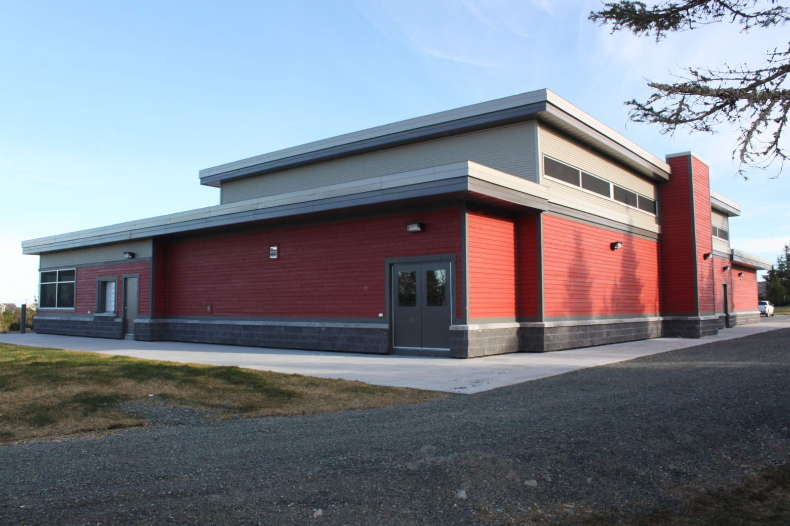 Atlantic WoodWorks Design Awards is a regional program supporting innovation and providing leadership in the use of wood and wood products. One of last year's winning designs was the Southlands Community Centre. Photo © WoodWorks