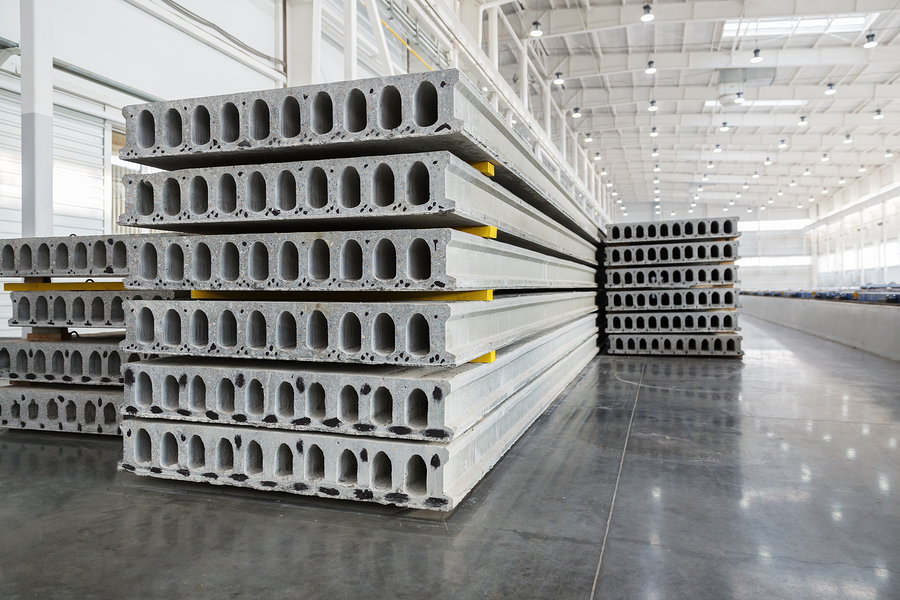 First Ever North American Precast Concrete Sustainable