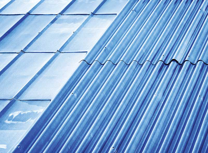 bigstock-two-types-of-metal-roofs-88719407