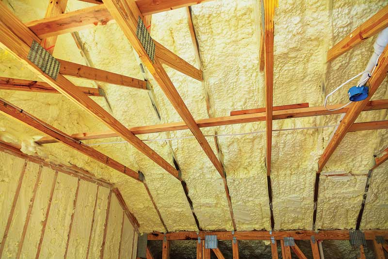Making A Case For Sprayfoam In The Unvented Attic