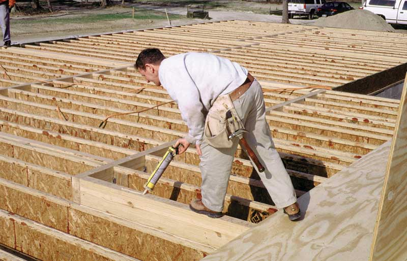 Design considerations in engineered wood floor systems