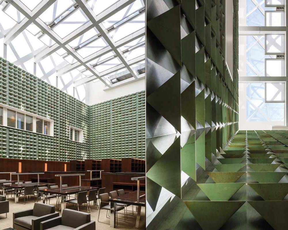 Architects Turn Green For Reliable And Long Lasting
