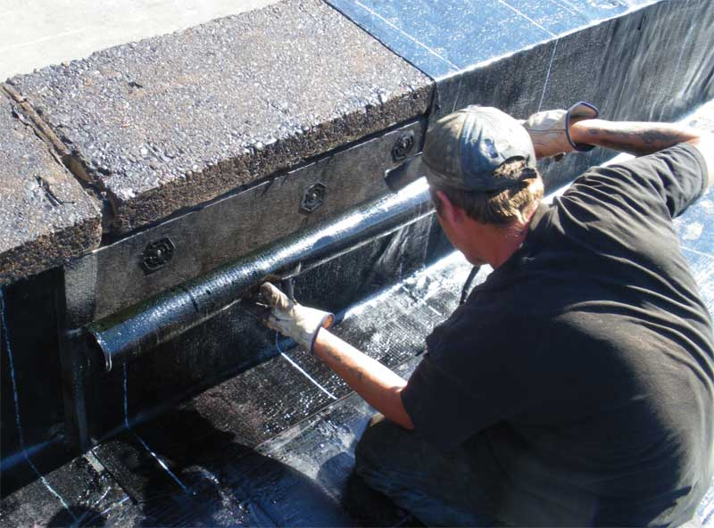 Designing Modified Bitumen Effective Roofing Assemblies