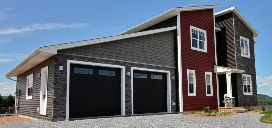 One Of The First Net Zero Homes In New Brunswick Built Using Amvic Insulation Solutions