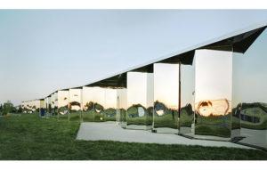 The Castle Downs Park Pavilion in Edmonton has won a 2018 Prairie Design Award of Excellence. Photo courtesy Prairie Design Awards
