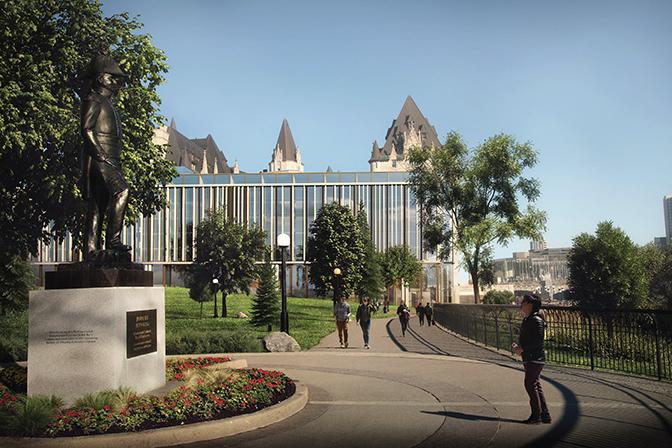 Heritage ottawa slams latest design for landmark hotel for Hotel design ottawa