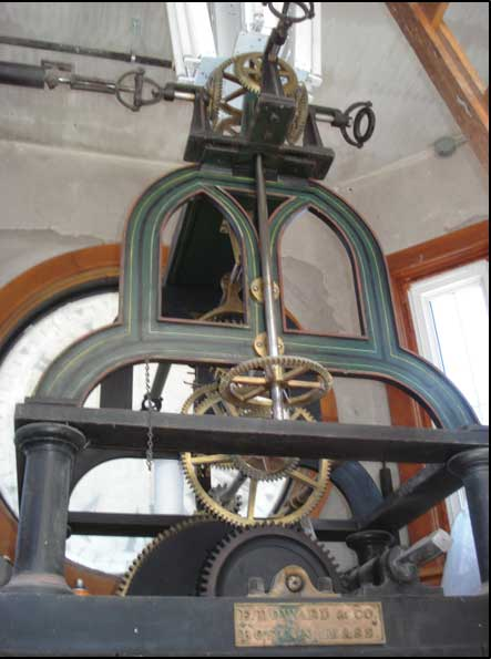 In 2011, the Town of Huntsville, Ont., decided to address the water-damaged, wood-floor framing supporting the clock tower motor and gear mechanism at the Town Hall.