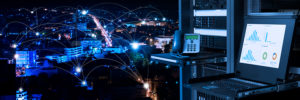 A Vancouver firm has been selected by the US Department of Homeland Security to develop a prototype of a smart city technology for first responders. Image © www.bigstockphoto.com