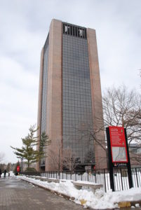 A Carleton University project on energy efficient building construction receives $35,000 the federal government. Photo courtesy Wikimedia Commons