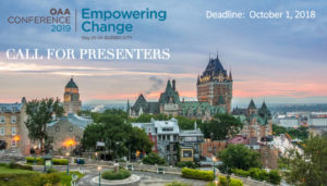 Ontario Association of Architects (OAA) is accepting proposals for continuing education sessions at the May 2019 OAA Annual Conference in Québec City. Image courtesy OAA