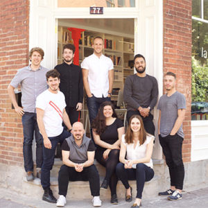 The La SHED team. Photo © Maxime Brouillet