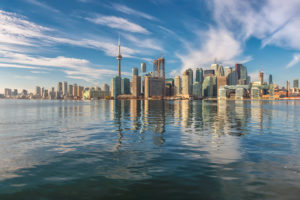 The mayors of Toronto, Montréal, and Vancouver have committed to owning, occupying, and developing only buildings that are net-zero carbon by 2030. Photo © BigStockPhoto.com