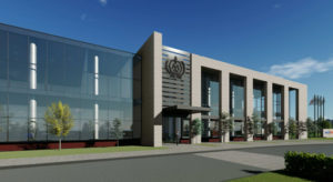 A rendering of Molson Coors Canada's newest facility in Longueuil, Que. Image courtesy Molson Coors Canada