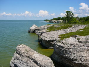 Contracts have been awarded for engineering, design, and construction oversight for the Lake Manitoba outlet channel project. Photo © www.bigstockphoto.com
