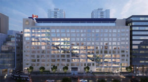 The Arthur Meighen Building in Toronto is set to be one of the first federal carbon-neutral buildings as part of a pilot project by the Canada Green Building Council (CaGBC). Photo courtesy Dialog