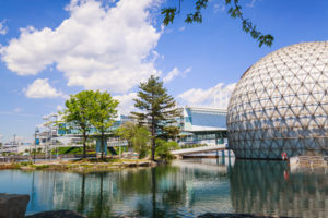 The Ontario government is accepting proposals for developing the iconic Ontario Place in Toronto. Photo © www.bigstockphoto.com