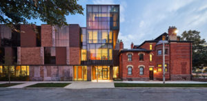 Designed by Hariri Pontarini Architects, the Casey House in Toronto has won the American Institute of Architects (AIA) 2019 Institute Honor Awards for Architecture. Photo courtesy AIA