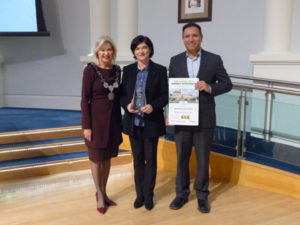 The City of Mississauga receives multiple energy awards for its energy conservation and innovative efforts. Photo courtesy City of Mississauga