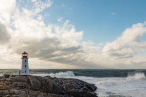 Nova Scotia is proposing a new legislation to regulate coastal development as sea levels are rising. Photo © www.bigstockphoto.com