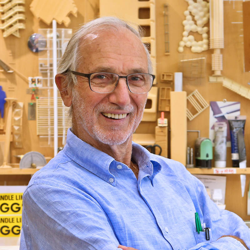 Renzo Piano. Photo © Stefano Goldberg