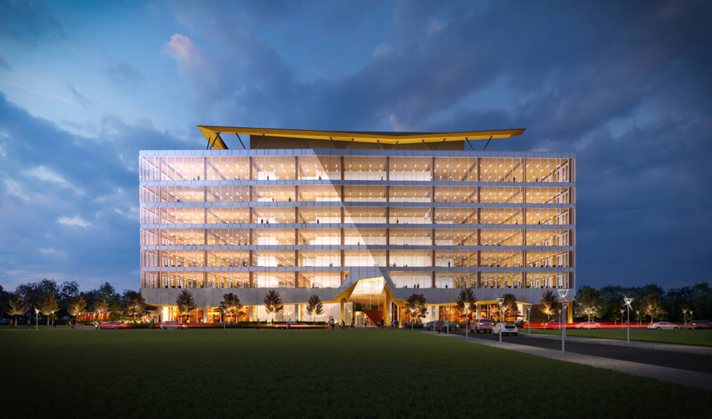 Is Canada's tallest mass timber office tower rising in ...