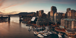 A new survey on the 2019 international construction market shows Vancouver is the most expensive place to build in Canada. Photo © www.bigstockphoto.com