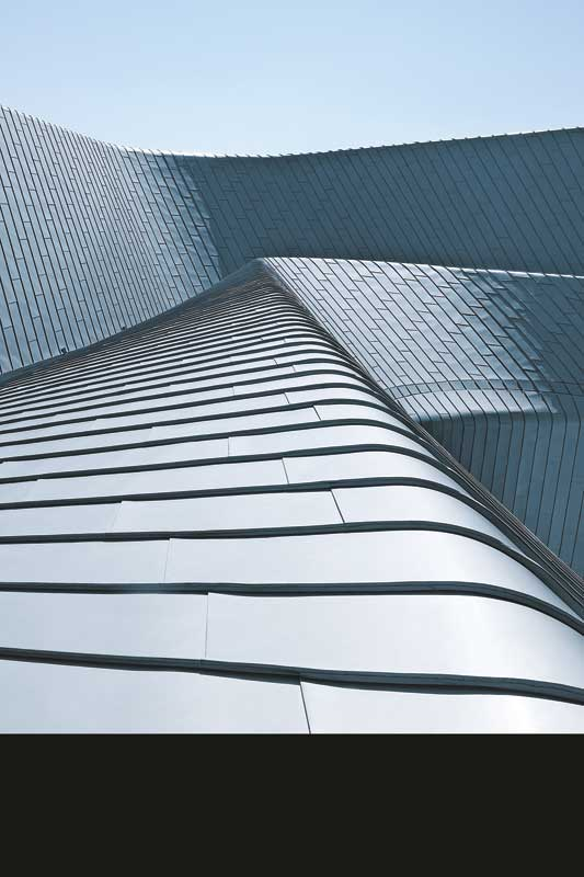Architectural Zinc Roofing Considerations Page 3 Of 5 Construction Canada