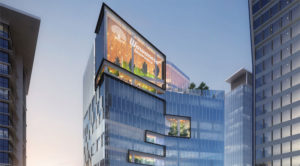 A new office building is coming to Winnipeg, Man., at the True North Square. Photo courtesy True North Square