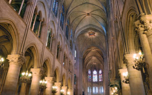 An independent report says the Notre Dame Cathedral is structurally unstable, and high wind speeds could collapse its walls. Photo www.bigstockphoto.com