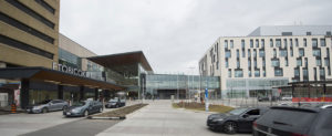 A major expansion at Toronto's Etobicoke General Hospital provides more space and modern services for delivering health care services to the community. Photo courtesy William Osler Health System