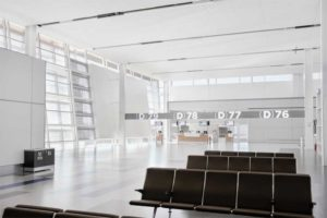 The YYC Calgary International Airport moves 15.7 million passengers annually. A key aspect of the design process of the international terminal was a modular ceiling system that would assist with wayfinding, help manage acoustics, and mitigate noise for stress-free travel.