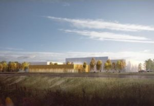 Parks Canada is getting a new facility in Gatineau, Qué., to house its artifacts. Image courtesy CNW Group/Parks Canada