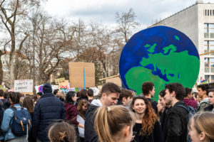 Architects are participating in the global climate strike. Photo © www.bigstockphoto.com