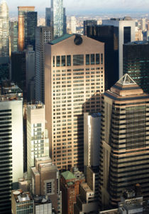 The 550 Madison Avenue building in New York City is on the Council on Tall Buildings and Urban Habitat's (CTBUH's) list of the 50 most influential tall buildings of the last 50 years. Photo © Marshall Gerometta/CTBUH