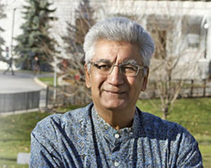 McGill School of Architecture professor Vikram Bhatt has been inducted as a new fellow in the Royal Society of Canada (RSC). Photo courtesy McGill Reporter