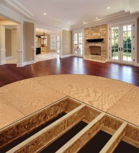 Images courtesy APA – The Engineered Wood Association