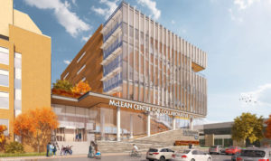 Sweeny&Co Architects will be designing the new addition to the DeGroote School of Business at McMaster University. Image courtesy McMaster University
