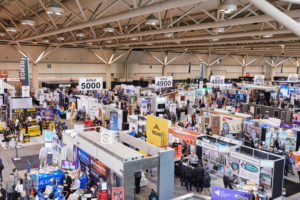 Register soon as The Buildings Show starts at the Metro Toronto Convention Centre on December 4. Photo courtesy Informa Canada