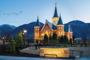 The Provo City Center Temple in Utah won first place in the Repair & Restoration category in the 2018 ACI Excellence in Concrete Construction Awards.