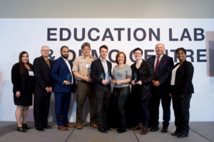 The winners of Construction Canada's Emerging Leader Awards were honoured at the Buildings Show at the Metro Toronto Convention Centre on December 4. Photo © Shivani Varma