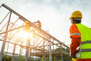 The Ontario government is stepping up measures to ensure the health and safety of construction workers during the COVID-19 pandemic. Photo www.bigstockphoto.com