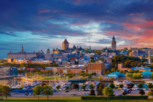 In response to the growing concerns over the COVID-19 pandemic, Québec has ordered the closure of all non-essential services including a majority of construction activities. Photo © www.bigstockphoto.com