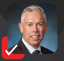 Russell Snow, CSP, CTR, has been elected as the fourth vice-president of CSC. Photo courtesy CSC Twitter